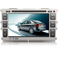 Huayang KIA freddy special dvd car gps navigation one piece machine