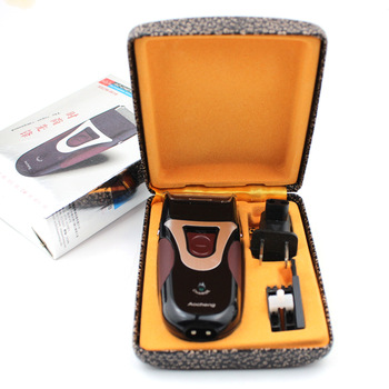 Brand New Electric shaver rscw-0618 posablerazors knife twin reciprocating cutting head grille brush Free door to door