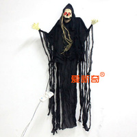 Halloween supplies haunted house cloth props decoration large