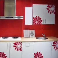 Itie kitchen cabinet - furniture kitchen cabinet wardrobe door wedding decoration wall stickers
