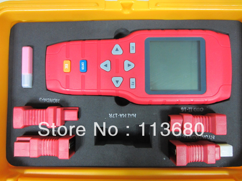 X100+ key programmer x100+ Auto Key Programmer Original locksmith tool update online Fast Free shipping by DHL(China (Mainland))