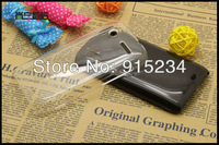 Promotion Clear Crystal Case for HTC Sensation XE G18 DIY Bling Diamond Cover Material Free Shipping