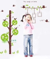 The third generation wall stickers photos of wall decoration stickers