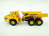 Free shipping KAIDIWEI 1:8 7 trucks A40D alloy model toys