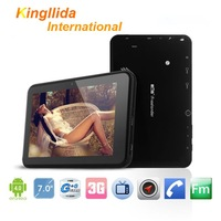 [TV tablet]Freelander PD20 TV 7 inch Android 4.0 Tablet PC TCC8925 1GB RAM 8GB Dual Camera DVB-T