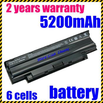 New Laptop Battery J1KND 3550 9TCXN YXVK2 TKV2V J4XDH 965Y7 04YRJH FMHC10 For Dell  Inspiron N4010 N5010 N7110 13R 14R 15R 17R