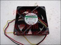 Sunon 8CM 8025 Line Fan PMD2408PTV2-A F.GN 24V 4.1W Fans and Cooling Computer Accessories