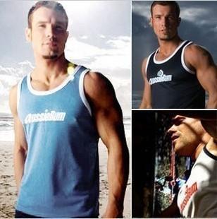 any 1pcs mens man vest gym undershirt top wear baseball coat tank tops coat up sport promotion sexy sleeveless bodybuilding(China (Mainland))
