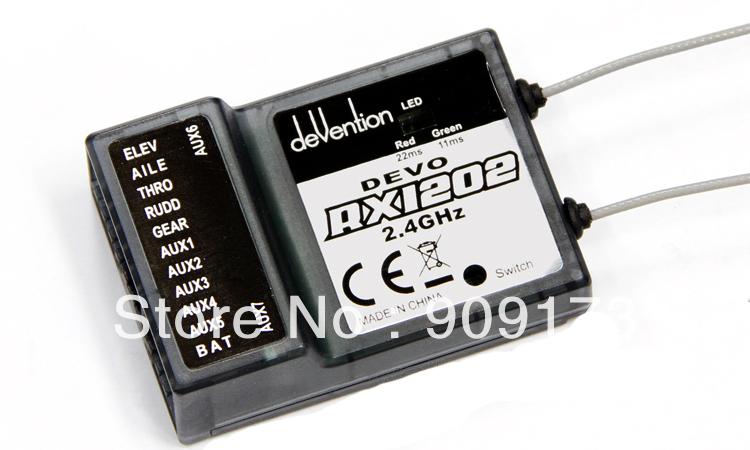 Запчасти и Аксессуары для радиоуправляемых игрушек 2 /Walkera RX1202 12 CH Walkera Devo 12s RX 1202