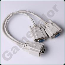 cheap vga cable white