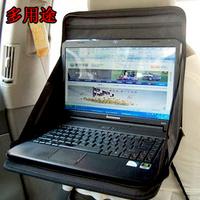 Free shipping Folding multifunctional car laptop holder car office desk computer desk back zhiwu dai dining table new