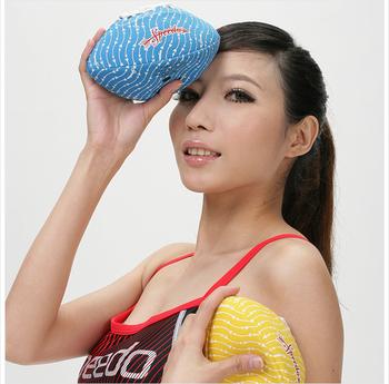 2013 New design Soft Beach Ball,Baby Beach Ball ,American Football,Green/Blue/Yellow Color