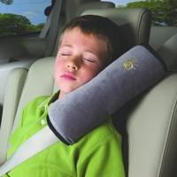 free shipping car oversized safety belt shoulder pad child safety belt cover  belt shoulder pad set