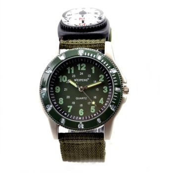 Classic military wp nylon watchband quartz sports watches fashion male women's outdoor watch
