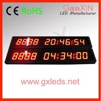 1.8 inch 9 digit led digital countdown timer