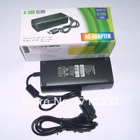 AC Adapter Power Supply Cord Charger FOR XBOX 360 Slim Free shipping