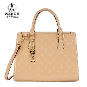 2013 bags fashion female bag commercial luxury ol cowhide handbag messenger bag 5106