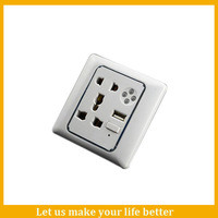 Usb Wall Mount Socket  new style