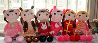 Wholesale mixed 6 design  models Angela girl plush toy doll children's gifts  Valentine's Day Gift free shipping