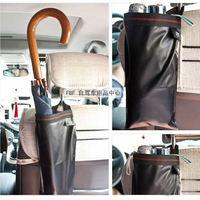 Car umbrella sets vehicle glove bags folding glove umbrella bag long and short umbrella cover auto supplies