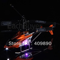 Orange 12B-1 2.5 Channel IR Remote Radio Control RC Helicopter Gyro Gift Toy