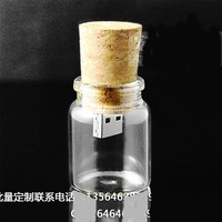 Free Shipping Small bottle USB 2.0 4GB 8GB 16GB usb disk disk 32GB usb flash drive