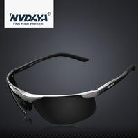 Male sunglasses driving glasses polarized sun glasses sunglasses aluminum male magnesium polarized sunglasses