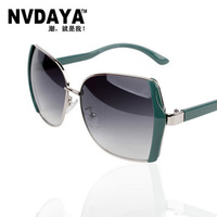Nvdaya sunglasses fashion sunglasses big box sun glasses vintage
