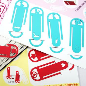 Toyoseimit label bookmark japanese style bookmark clip bookmark clip