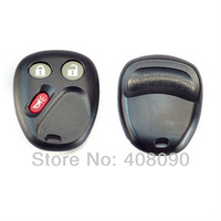 Blank Remote Key Shell Case For Buick GMC Cadillac Chevrolet Avalanche 3BT T0285