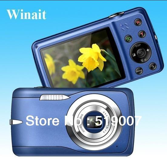 2012 New cheapest 12MP 2.4 Inch LCD 8X Digital Zoom Digital Camera DC-E60 5.0 MP CMOS ,free shipping(China (Mainland))
