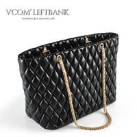 2013 women's spring handbag plaid chain bag women's bags fashion vintage shoulder bag