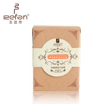 Jade chamomile skin handmade soap soothing skin whitening moisturizing anti-allergy moisturizing repair