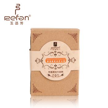 Jade calendula handmade beauty soap essential oil soap anti-allergy skin care shrink pores