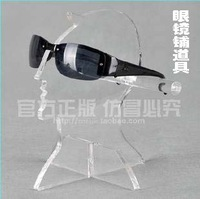 Sun glasses display rack head portrait glasses display rack acrylic products glasses store signage props
