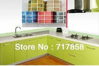 9.5*50cm Low carbon environmental mosaic wall sticker, waterproof PVC mosaic wall sticker for bathroom and kitchen