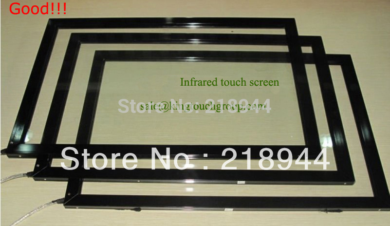 "23"" IR Touch frame / IR Touch Screen / IR touch Panle Ratio: 16 : 9(China (Mainland))"