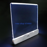 LED flat-panel reading lamp to read the reading lamp that shield an eye plate