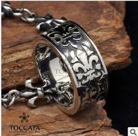 Titanium steel ring Luo same paragraph Korean Fashionable jewelry            Free Shipping