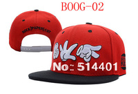 free shipping Booger Kids snapback hats and caps snap back cap and hat snapbacks baseball basketball fitted fashion