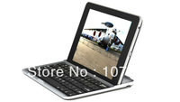 Wireless Bluetooth keyboard case For google nexus 7 ,Aluminium keyboard cover for For google nexus 7
