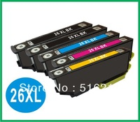 Full set compatible ink cartridge for Epson XP600 printer