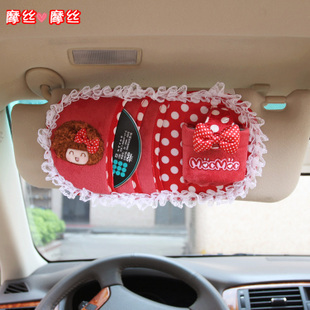 Saw doll car cd folder cartoon sun-shading board cover cd bag car cd bags trainborn cd set(China (Mainland))