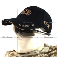 Casual cap 511 outdoor baseball cap adjustable hat 5.11 combat cap sun hat multicolor