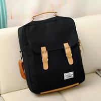 Backpack canvas bag student bag travel bag backpack casual school bag