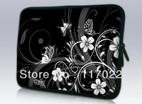"""Free shipping Fashion 7"""" inch Waterproof Tablet Soft Neoprene Bag Sleeve Case Pouch Holder"""