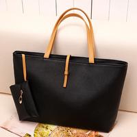 2013 women's spring handbag fashion brief vintage bags all-match women's fashion handbag