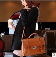 briefcase fashion vintage female bags handbag shoulder bag messenger bag fashion women bag