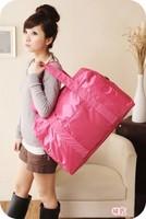 portable large capacity travel bag luggage one shoulder cross-body sports gym bag