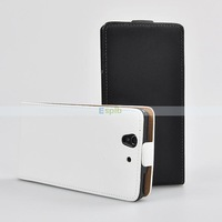 Vertical Flip Real Genuine Leather Case for Sony Xperia Z L36h Yuga C6603 100pcs/Lot Top Quality